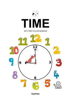 EyeVisto: Time Malbuch von Koch,  Torsten