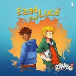 Ezad und Luca von Zahnd,  Suzanne