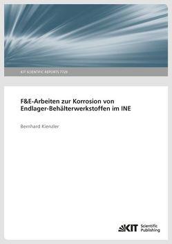 F von Kienzler,  Bernhard
