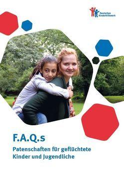 F.A.Q.s Patenschaften für geflüchtete Kinder und Jugendliche