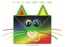 F – FF – V – PH – VER – VOR – FER von Hönig,  Michaela