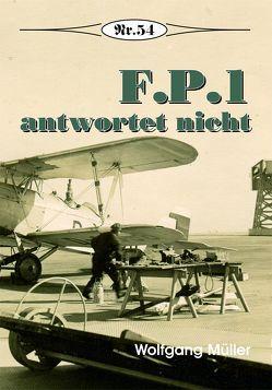F.P.1 antwortet nicht von Mueller,  Wolfgang