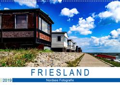 F R I E S L A N D Nordsee Fotografie (Wandkalender 2019 DIN A2 quer) von Lichtwerfer