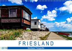 F R I E S L A N D Nordsee Fotografie (Wandkalender 2019 DIN A3 quer) von Lichtwerfer
