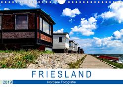 F R I E S L A N D Nordsee Fotografie (Wandkalender 2019 DIN A4 quer) von Lichtwerfer