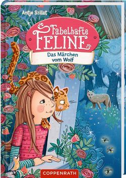 Fabelhafte Feline (Bd. 3) von Glökler,  Angela, Szillat,  Antje