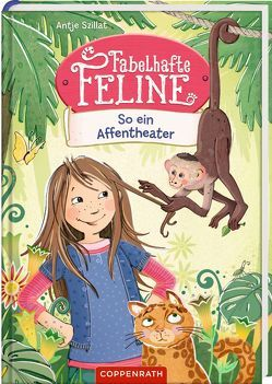 Fabelhafte Feline (Bd. 4) von Glökler,  Angela, Szillat,  Antje