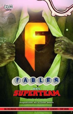 Fables von Buckingham,  Mark, Friend,  Richard, Leialoha,  Steve, Moore,  Terry, Pepoy,  Andrew, Shanower,  Eric, Willingham,  Bill