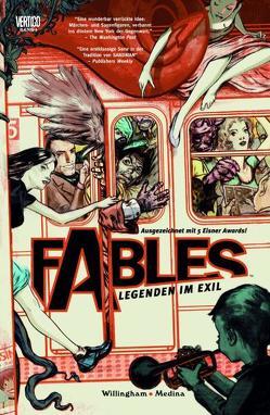 Fables von Hamilton,  Craig, Leialoha,  Steve, Medina,  Lan, Willingham,  Bill