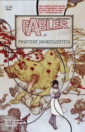 Fables von Akins,  Tony, Buckingham,  Mark, Leialoha,  Steve, Palmiotti,  Jimmy, Willingham,  Bill