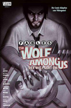 Fables: The Wolf among us – Der Wolf geht um von Justus,  Dave, McManus,  Shawn, Nguyen,  Eric, Sturges,  Matthew