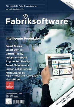 Fabriksoftware 2/2018 von Gronau,  Norbert