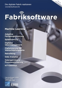 Fabriksoftware 3/2019 E-Journal von Gronau,  Norbert