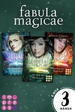 Fabula Magicae: Alle Bände der Reihe in einer E-Box! von Night,  Aurelia L.