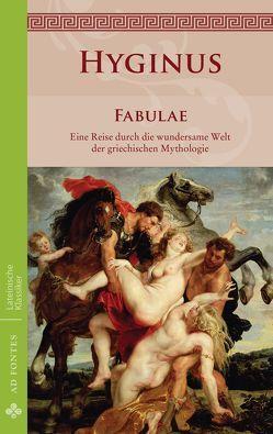 Fabulae von Hyginus,  Gaius Iulius, Senecio,  Lucius Annaeus