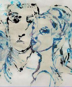 Face à Face von Nina,  Urlichs