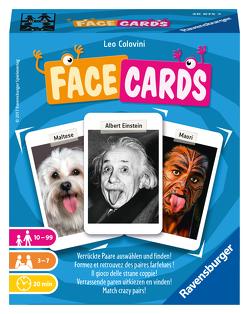 Facecards von Colovini,  Leo