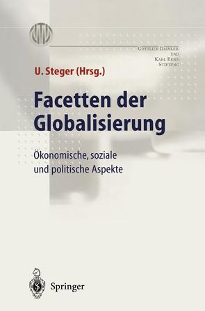 Facetten der Globalisierung von Steger,  Ulrich