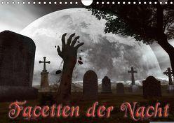 Facetten der NachtCH-Version (Wandkalender 2018 DIN A4 quer) von Schröder,  Karsten