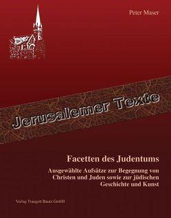 Facetten des Judentums von Goßmann,  Hans Christoph, Maser,  Peter