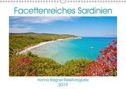Facettenreiches Sardinien (Wandkalender 2019 DIN A3 quer) von Wagner,  Hanna