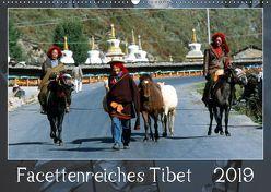 Facettenreiches Tibet (Wandkalender 2019 DIN A2 quer) von Bergermann,  Manfred