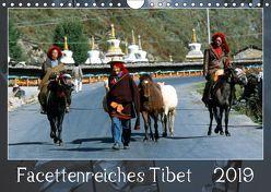 Facettenreiches Tibet (Wandkalender 2019 DIN A4 quer) von Bergermann,  Manfred