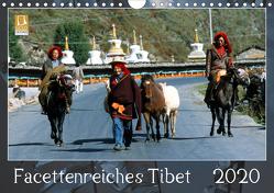 Facettenreiches Tibet (Wandkalender 2020 DIN A4 quer) von Bergermann,  Manfred