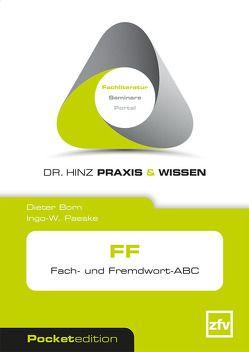 Fach- und Fremdwort-ABC von Born,  Dieter, Paeske,  Ingo W.