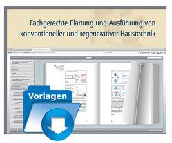 Fachgerechte Planung und Ausführung von konventioneller und regenerativer Haustechnik von Witz,  Bertram