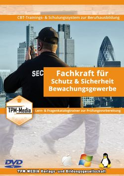 Fachkraft für Schutz und Sicherheit Fragentrainer von Mueller,  Thomas