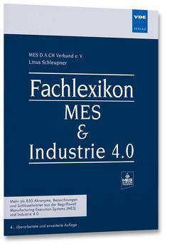 Fachlexikon MES & Industrie 4.0 von Schleupner,  Linus