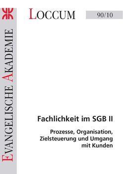 Fachlichkeit im SGB II von Hartmann,  Helmut, Lange,  Joachim