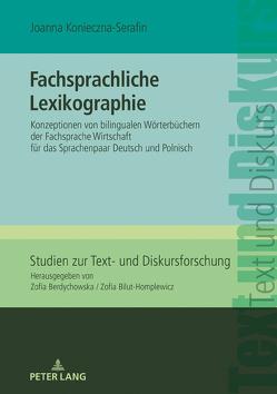 Fachsprachliche Lexikographie von Konieczna-Serafin,  Joanna
