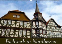 Fachwerk in Nordhessen (Wandkalender 2019 DIN A2 quer) von W. Lambrecht,  Markus