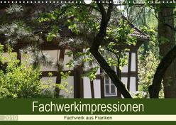 Fachwerkimpressionen (Wandkalender 2019 DIN A3 quer) von Meister,  Andrea