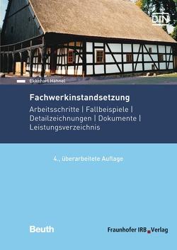 Fachwerkinstandsetzung von Hähnel,  Ekkehart