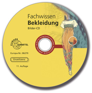 Fachwissen Bekleidung Bilder-CD von Eberle,  Hannelore, Hornberger,  Marianne, Kilgus,  Roland, Menzer,  Dieter, Ring,  Werner