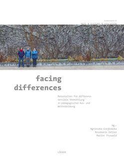 facing differences von Czejkowska,  Agnieszka, Ortner,  Rosemarie, Thuswald,  Marion