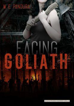 Facing Goliath von Pandura,  M. E.