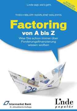 Factoring von A bis Z von Hibler,  Theo, Walenta,  Marlene