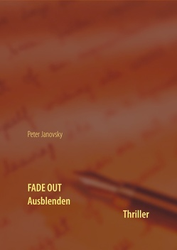 Fade Out von Janovsky,  Peter