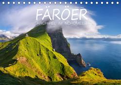 Färöer – Archipel im Nordmeer (Tischkalender 2019 DIN A5 quer) von L. Beyer,  Stefan