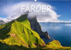 Färöer – Archipel im Nordmeer (Wandkalender 2019 DIN A2 quer) von L. Beyer,  Stefan