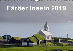 Färöer Inseln 2019 (Wandkalender 2019 DIN A3 quer) von Dauerer,  Jörg