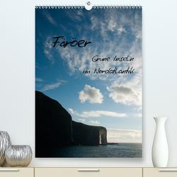 Färöer (Premium, hochwertiger DIN A2 Wandkalender 2020, Kunstdruck in Hochglanz) von N.,  N.