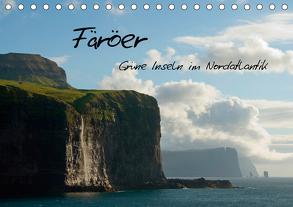 Färöer (Tischkalender 2020 DIN A5 quer) von Scholz,  Frauke