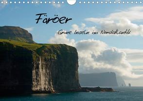 Färöer (Wandkalender 2020 DIN A4 quer) von Scholz,  Frauke