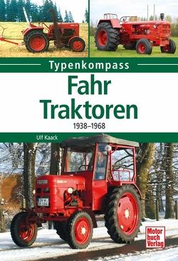 Fahr-Traktoren von Kaack,  Ulf