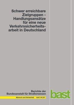 Fahranfängervorbereitung im internationalen Vergleich von Genschow,  Jan, Sturzbecher,  Dietmar, Willmes-Lenz,  Georg Ewald